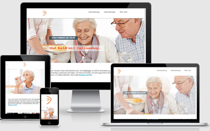 Praxiswebseite