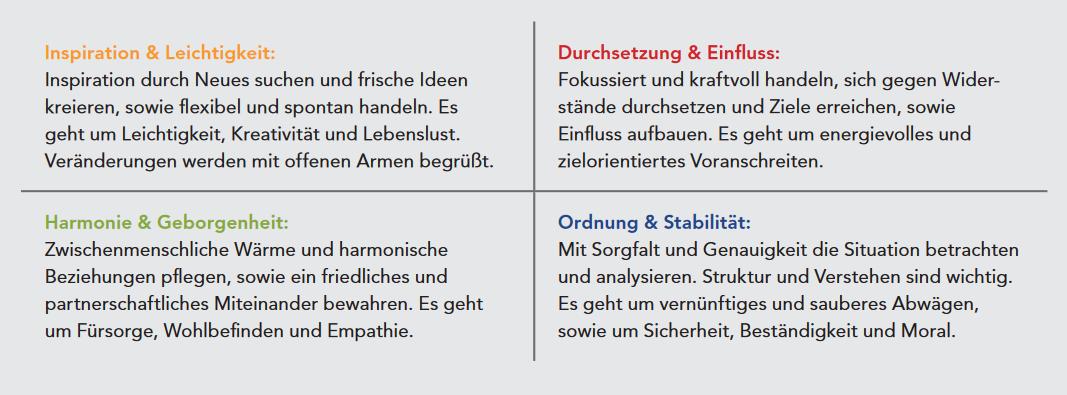 Motivkompass von Dirk W. Eilert